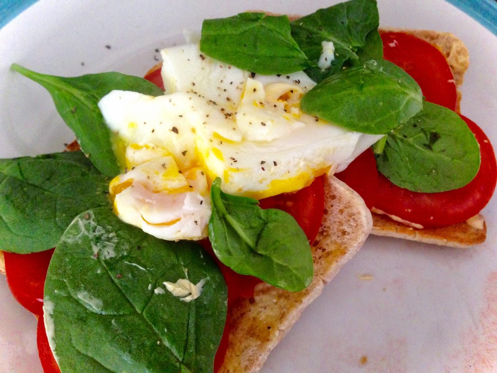British Lion Eggs Recipe Poached Egg on Toast