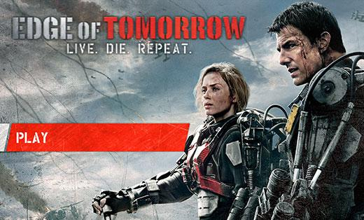 edge of tomorrow the game