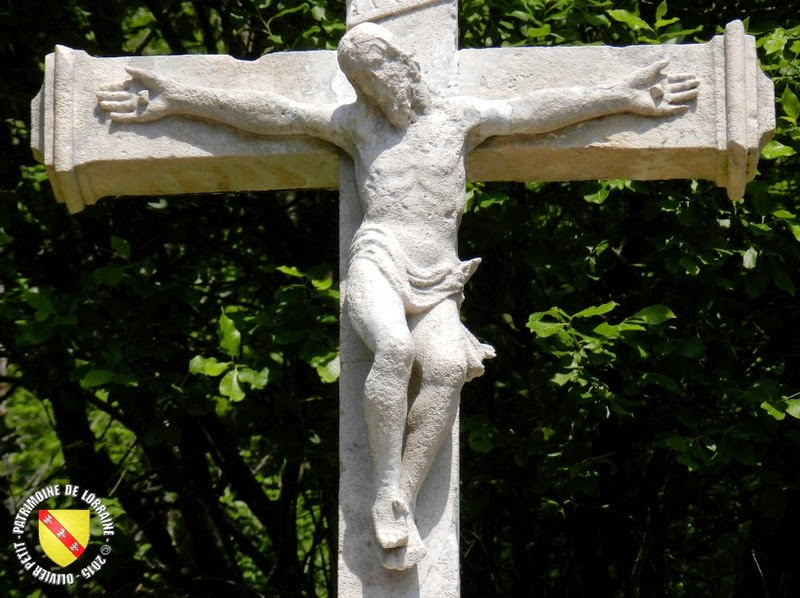 DOMGERMAIN (54) - Croix d'Epinette (1776)