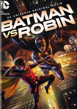 Batman vs Robin en Español Latino