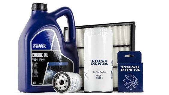 Запасные части к двигателям Volvo Penta