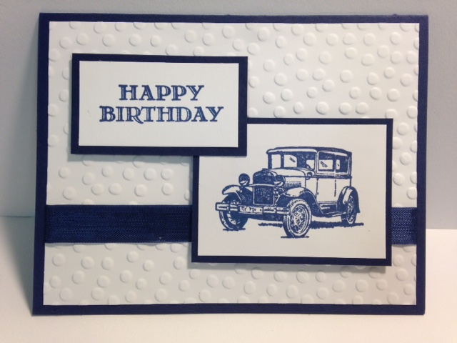 A Guy Greetings Masculine Birthday Card
