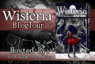 Book Blast: Wisteria by Bisi Leyton