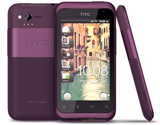 HTC Rhyme 2012