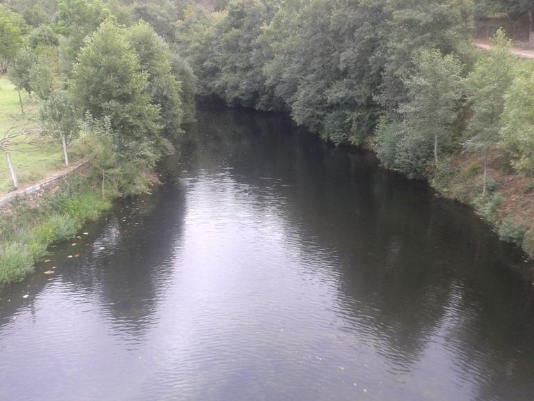 Rio Alva em Vila Cova