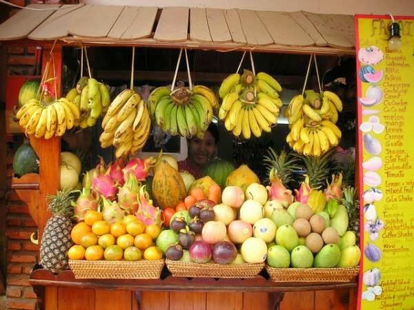 Suco de cascas de frutas receitas