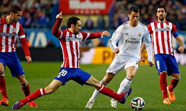 Atletico vs Real Madrid vivo