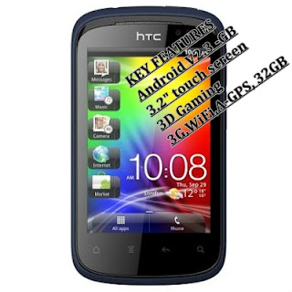 htc explorer android phone