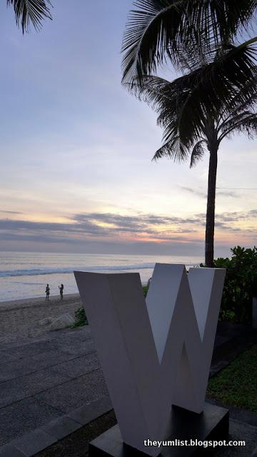 W, Retreat and Spa, Seminyak, Bali,