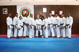 Seminario Tecnico Goju-Ryu con el sensei TERUO CHINEN, 2010.