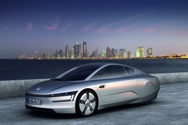 Volkswagen's New 300 MPG Car Not Allowed In America Because It Is Too Efficient