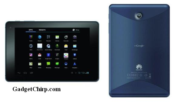 Huawei MediaPad gets Android ICS & new Color Series
