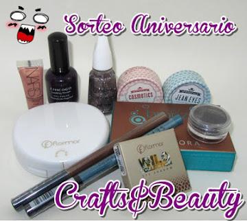 Sorteo en Craftsbeauty!!