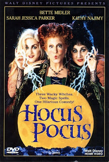 Ver online:Abracadabra (Hocus Pocus / El retorno de las brujas) 1993