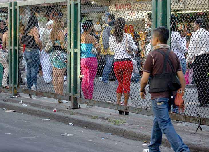 fiesta blanca prostitutas prostitutas en la calle