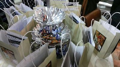Plastic Fantastic goodie bags