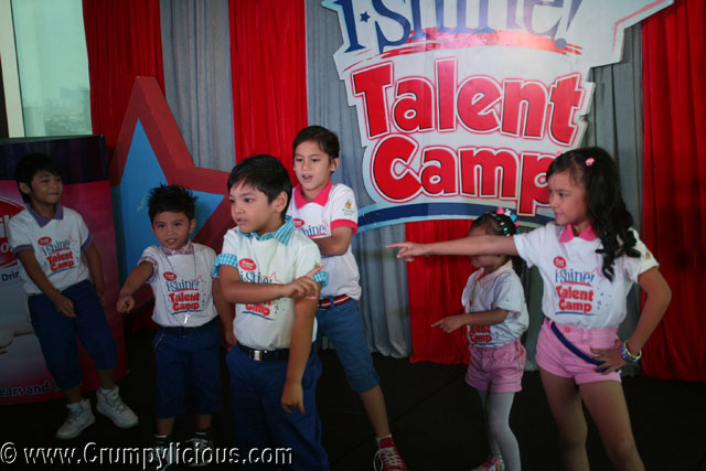 promil ishine talent camp tv show