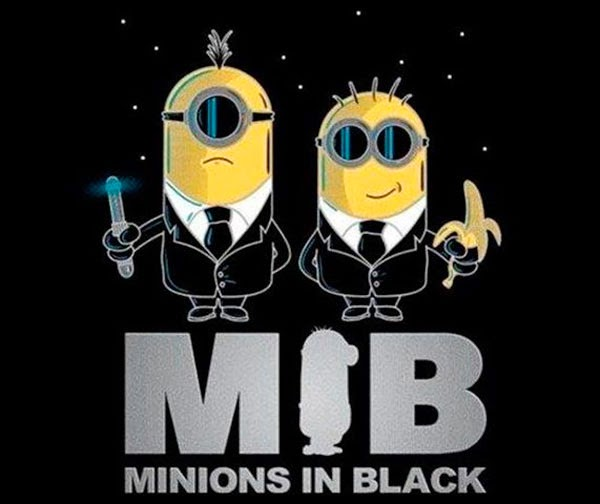 Minion Jay e Minion Kay