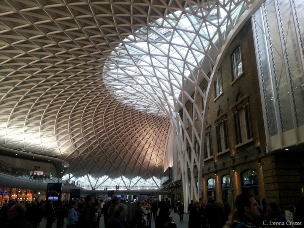 London Living: Kings Cross/St Pancras