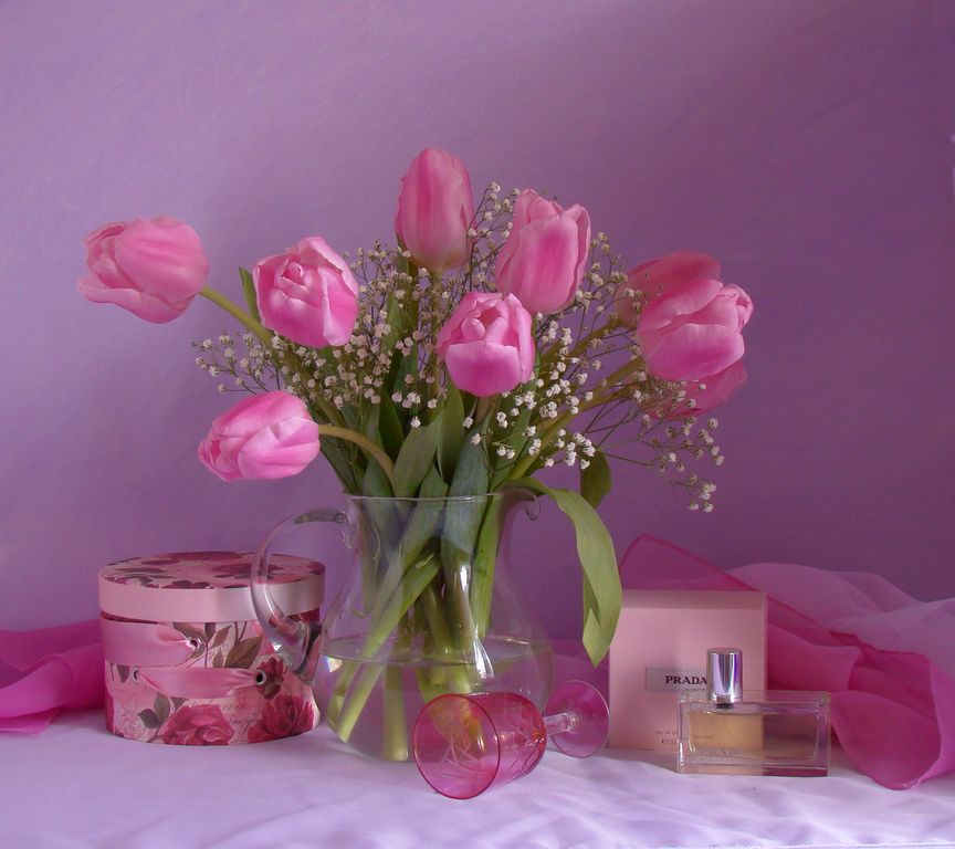 Beautiful Flower Wallpapers For You: Home Interior