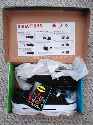 Heelys instructions
