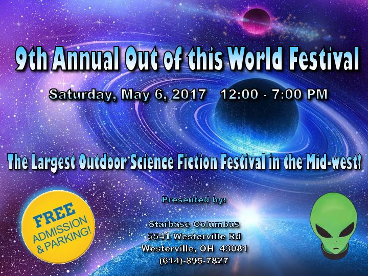 9th Annual Out of this World Festival