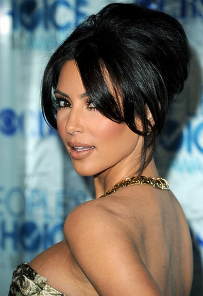 Trends Hairstyles Kim Kardashian Hair