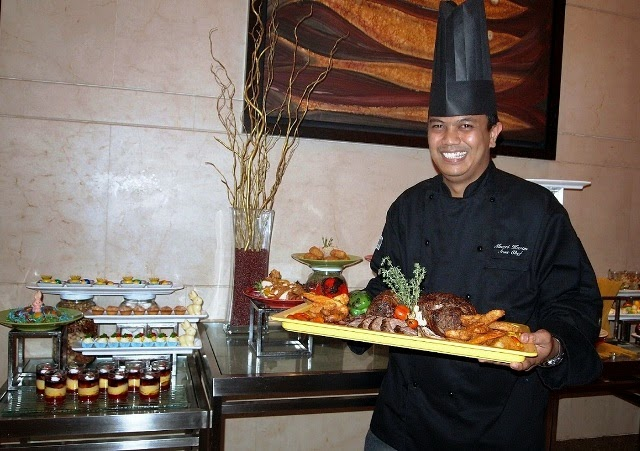 Easter Brunch Buffet, The Square Restaurant, Novotel KL, easter, food,