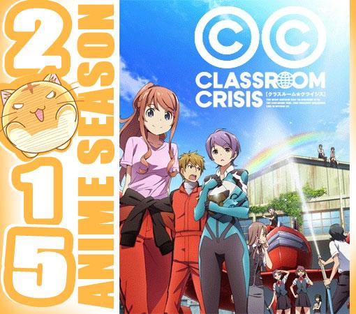 Classroom Crisis Wallpaper Screenshot Preview Cover