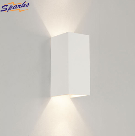 Plaster Wall Lights For Painting : Sparks Picture Blog: 4 Stylish Plaster Wall Lights at Sparks and Lights
