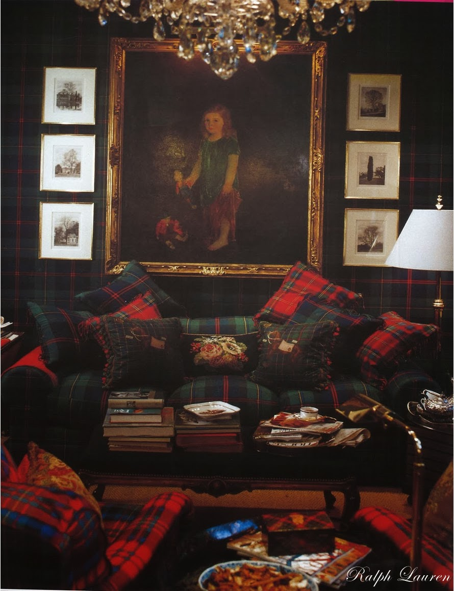 A Touch of Southern Grace : Madd About Plaid