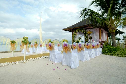 Wedding Tips In Beach Party