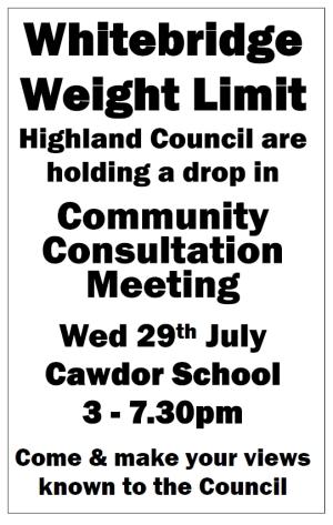 Whitebridge Consultation