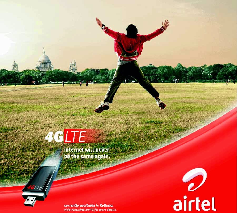 Airtel 4G speed problem