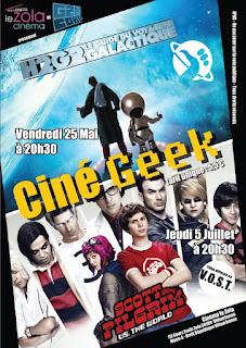 affiche cine-geek