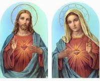 Consagração ao Sagrado Coração de Jesus e Imaculado Coração de Maria