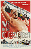War of the Colossal Beast - 1958
