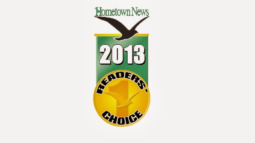Hometown News Winner!