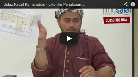 Ustaz Fadzil Kamaruddin – Liku-liku Perjalanan Hari Akhirat ( siri 1 )