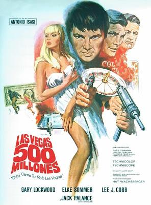Las Vegas 500 millones Jack Palance