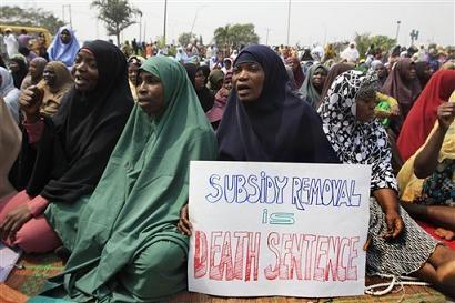 Subsidi bahanapi satukan Muslim dan Kristian Nigeria
