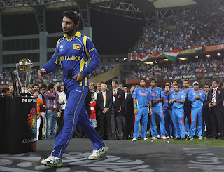 Kumar Sangakkara relinquished captaincy after the defeat in the Final