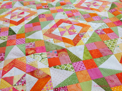 Celtic Solstice Mystery Quilt 2013 (Bonnie Hunter)