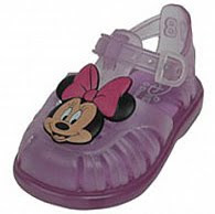 sandalias Minnie Mouse