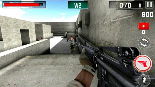 game perang gun