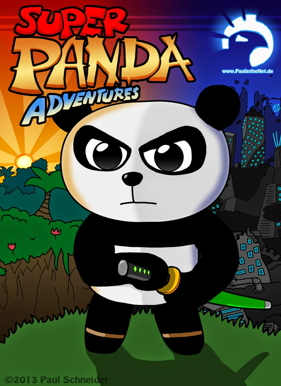 Super Panda Adventures ~ Install Guide Games