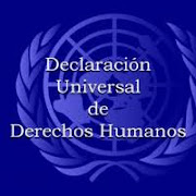 63º  aniversario de la vigencia de la Declaración Universal de Derechos Humanos