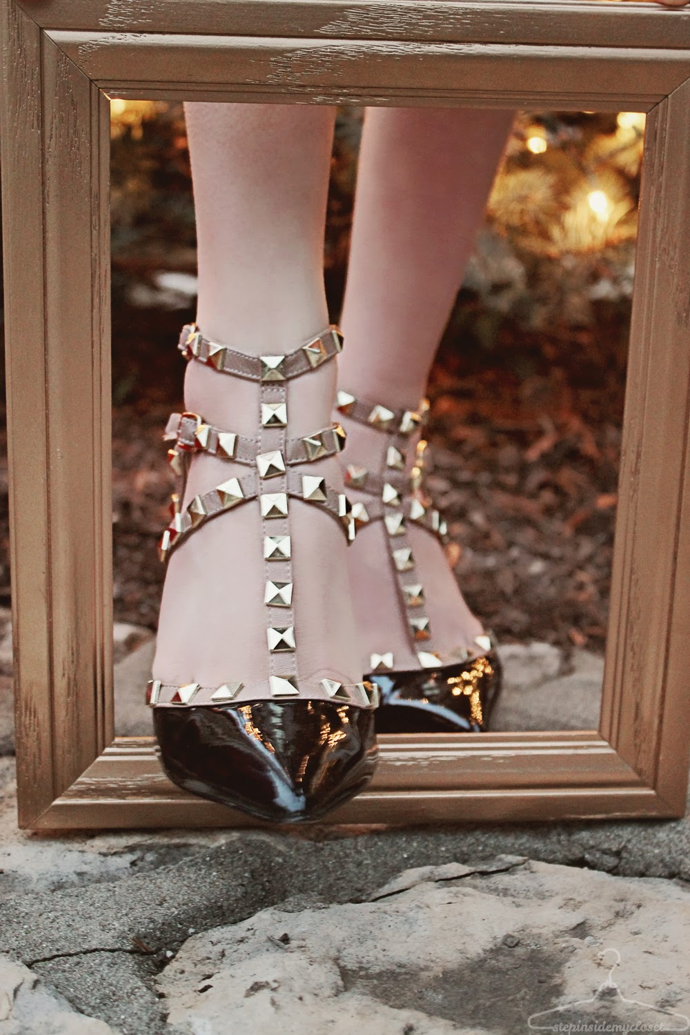 High Fashion Meets Etsy - Step Inside My Closet Featuring: The Shopping Bag, ANNA K. Shop, DSW