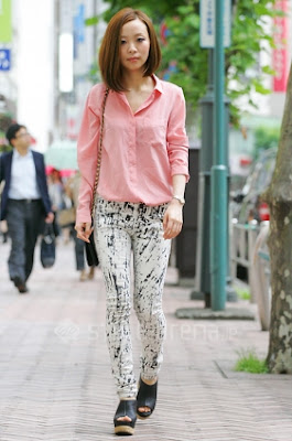 Mode Fashion Trend Style Japan Girl Fashion