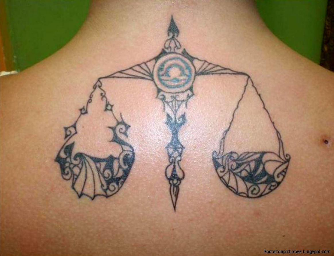 Libra Tattoos Designs And Ideas  Page 9